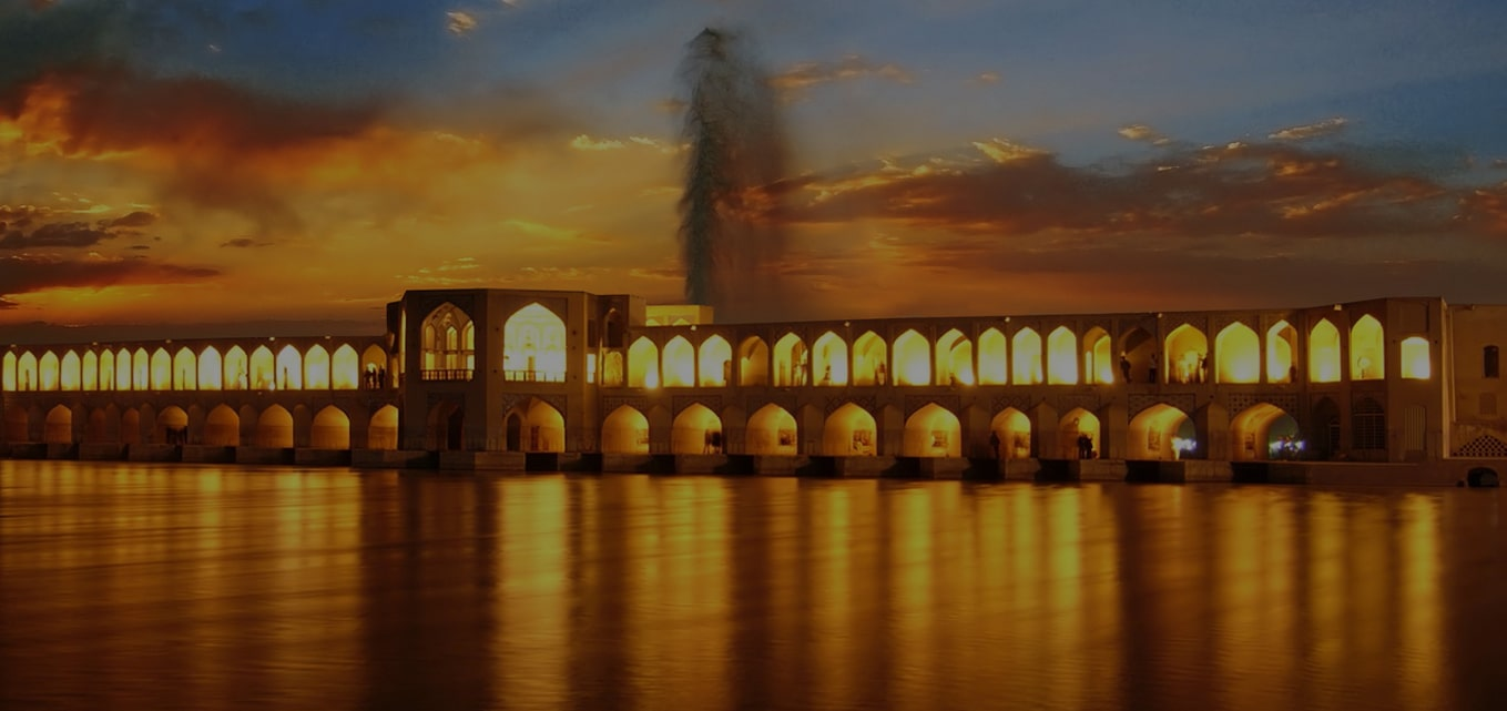 Khajoo Bridge_Isfahan